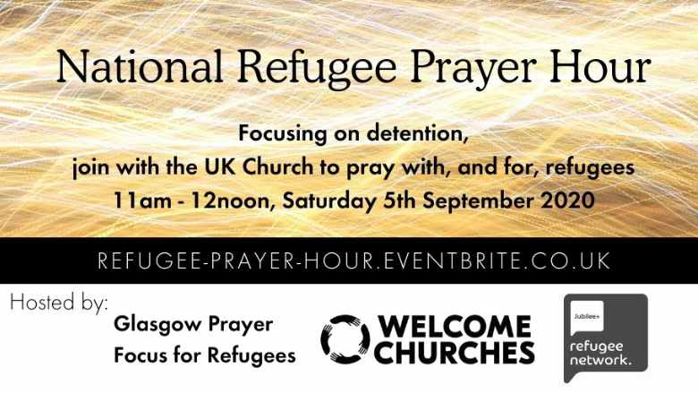 National Refugee Prayer Hour to become a regular event