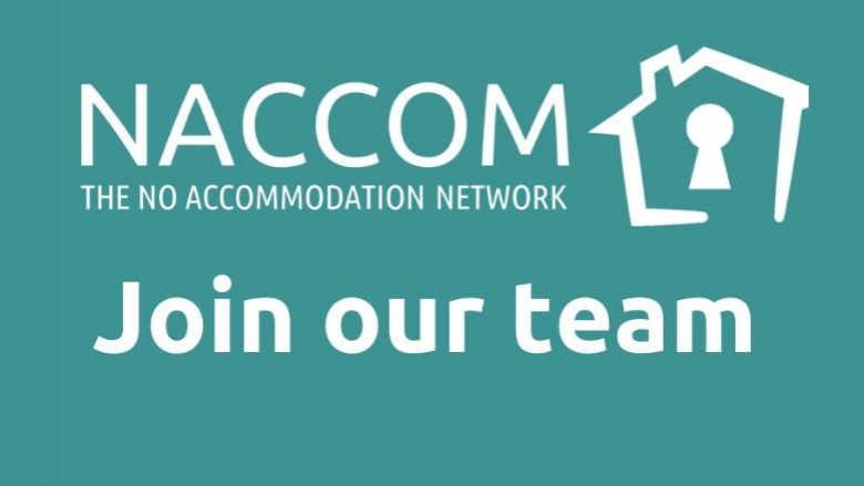 NACCOM is recruiting!