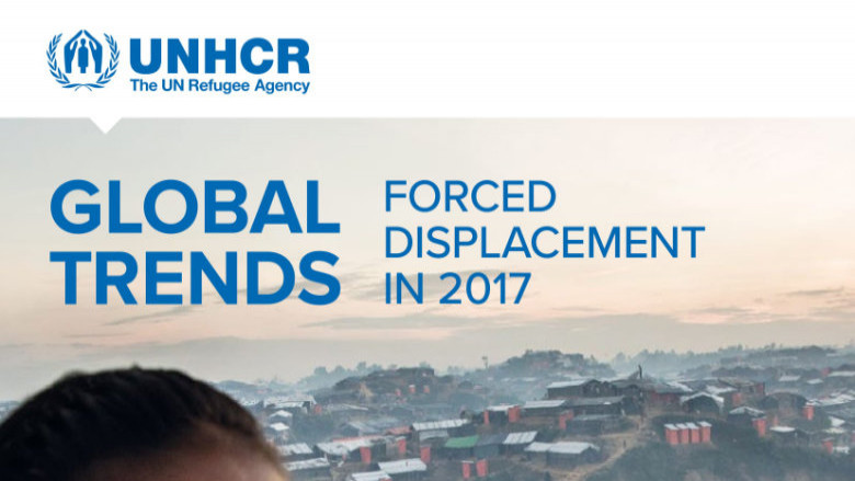 Global Trends: Forced Displacement in 2017