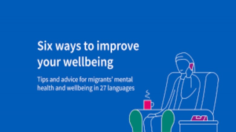 Six Ways to Improve Your Wellbeing